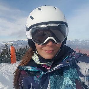 poza cu andreea vatea fondator eden ski