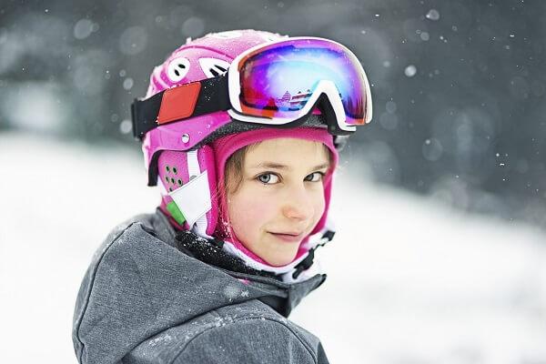 copiii care merg la ski invata mai bine la scoala